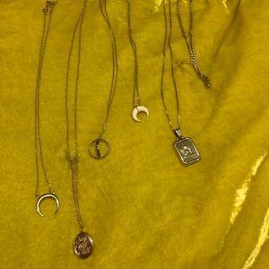 Jewelry - Lili Claspe M Jewelers Kris Nations necklace lot